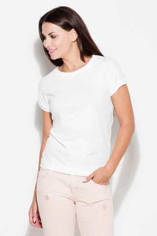 Simple Short Sleeve Top - FashionPriceKilla