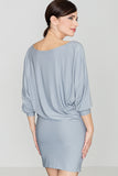 Draped Dress - FashionPriceKilla