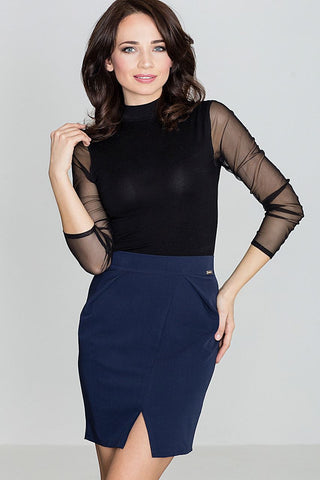 Mini Asymmetric Skirt - FashionPriceKilla
