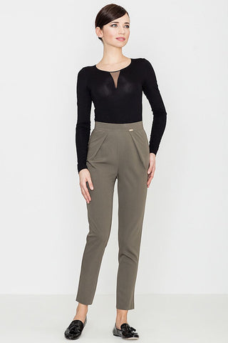 High Waist Pants - FashionPriceKilla
