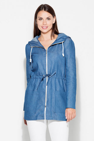 Anorak Jacket with Hood - FashionPriceKilla