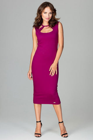 Sleeveless Midi Dress - FashionPriceKilla
