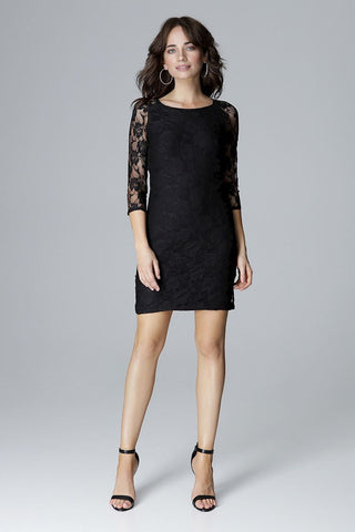 Lace Mini Dress - FashionPriceKilla