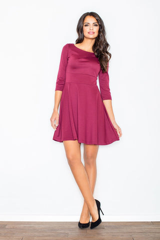 Mini Skater Dress - FashionPriceKilla