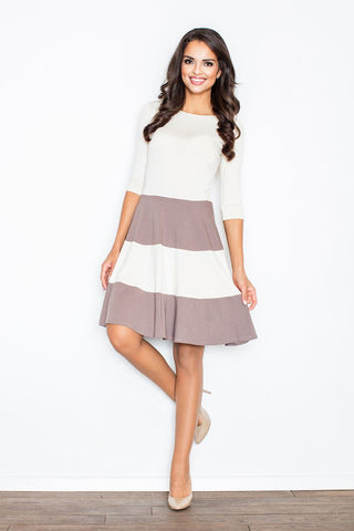 Midi Skater Dress - FashionPriceKilla