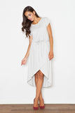 Asymmetric Dress - FashionPriceKilla