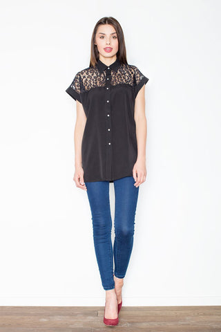Lace Blouse - FashionPriceKilla