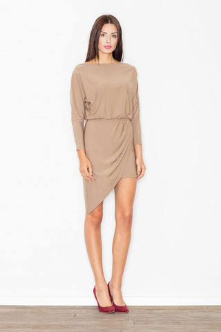 Mini Asymmetric Dress