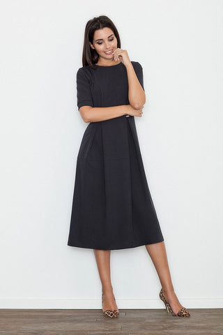 Panelled dress - FashionPriceKilla