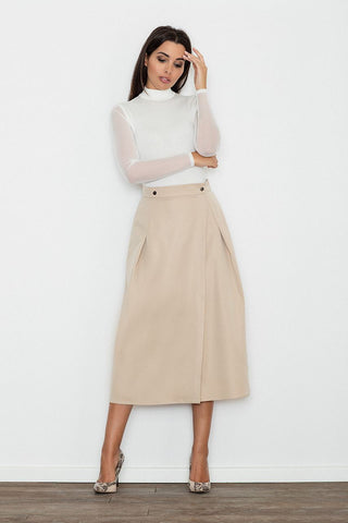 Panelled skirt - FashionPriceKilla