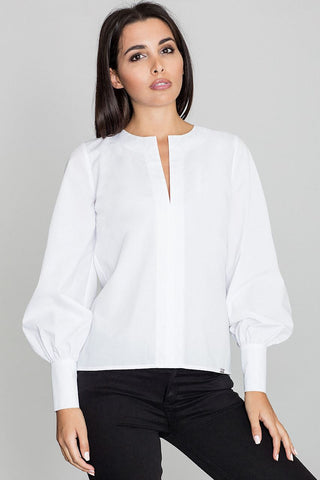 V-Neck Top - FashionPriceKilla