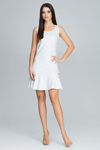 Sleeveless Skater Mini Dress - FashionPriceKilla