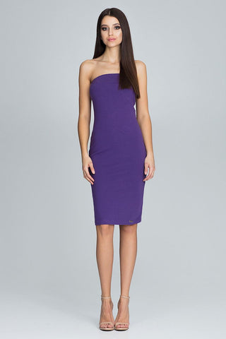 Strapless Tight Dress - FashionPriceKilla