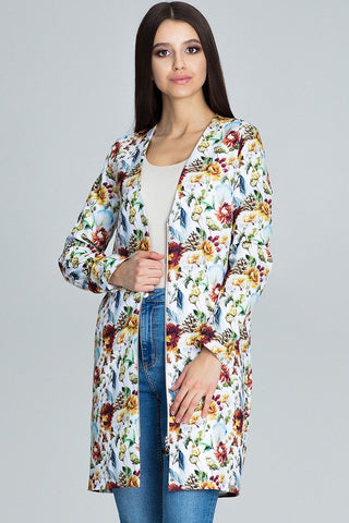 Colorful Midi Jacket - FashionPriceKilla