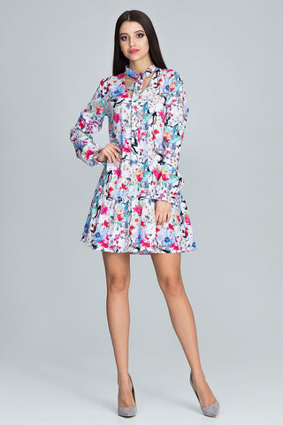 Long Sleeve Oversized Tent Dress - FashionPriceKilla