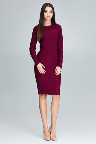 Long Sleeve Bodycon Dress - FashionPriceKilla