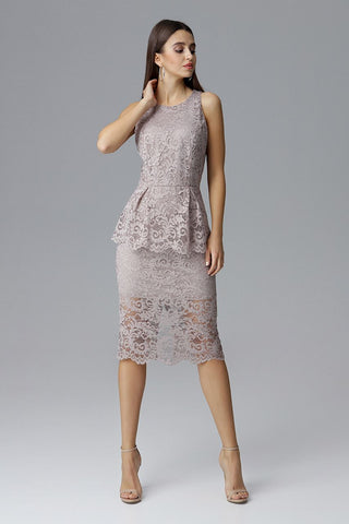 Lace Dress - Chic sophistication - FashionPriceKilla