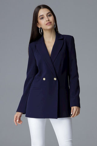 Single Breasted Women's Jacket - FashionPriceKilla