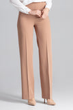 Formal Wide Leg Trousers - FashionPriceKilla