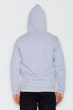 Plain Zip-up Hoodie - FashionPriceKilla