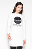 Sweatshirt Dress - FashionPriceKilla