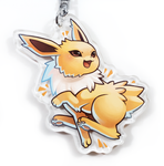 "Jolteon 2"" Charm"