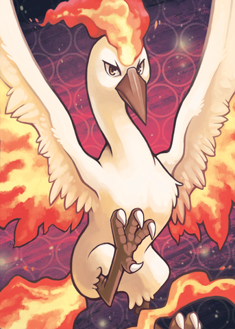 HOLO Team Valor 5x7 Print