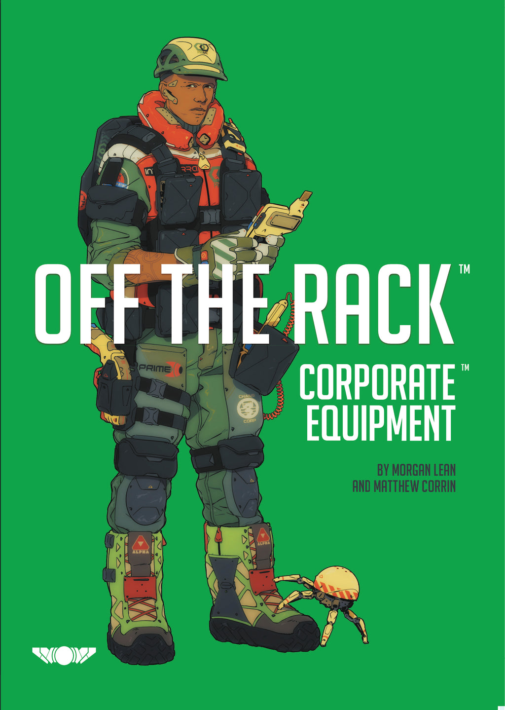 Off The Rack Hardcover Book