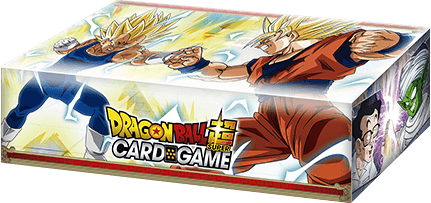 Dragon Ball Super TCG Draft Box 03