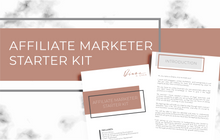 Load image into Gallery viewer, Affiliate Marketer Starter Kit