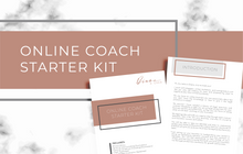 Load image into Gallery viewer, Online Coach Starter Kit