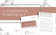 Load image into Gallery viewer, E-Commerce Starter Kit