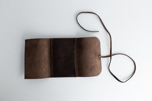 Leather Wallet & Passport holder