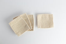Load image into Gallery viewer, Hand Loomed Wool Coasters