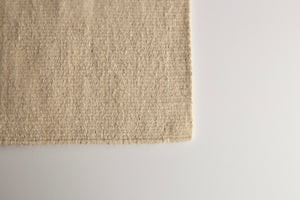 Hand loomed wool placemats