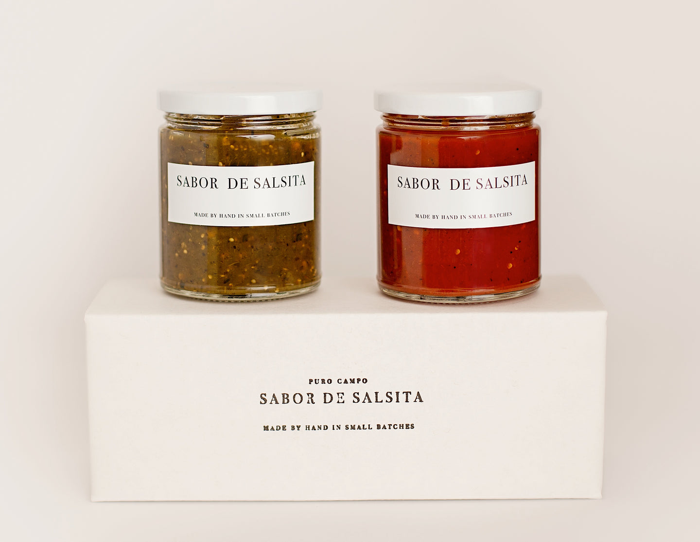 Holiday Salsa Pack! Verde y Roja