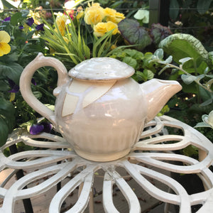 Light Stone Teapot