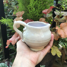Light Stone Milk Jug