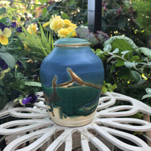 Earth and Sky Curio Jar