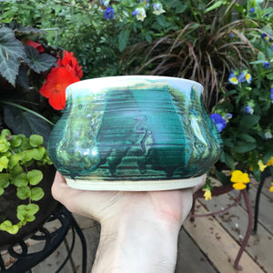 Evergreen Countertop Compost Pot