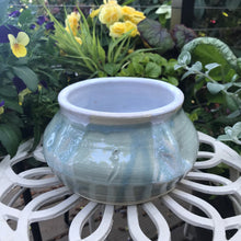 Translucent Glaze Countertop Compost Pot