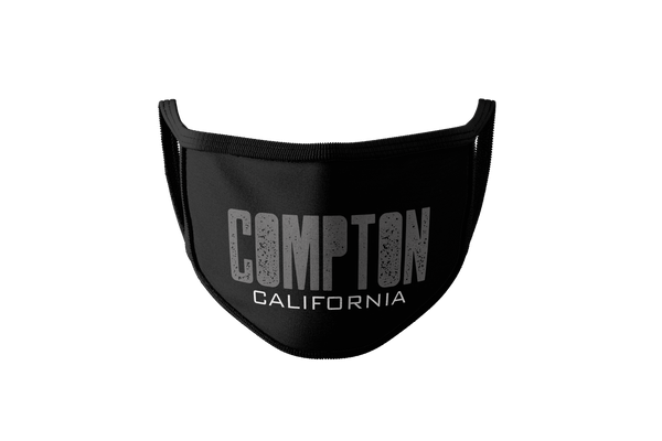 Compton Ca. Face Mask