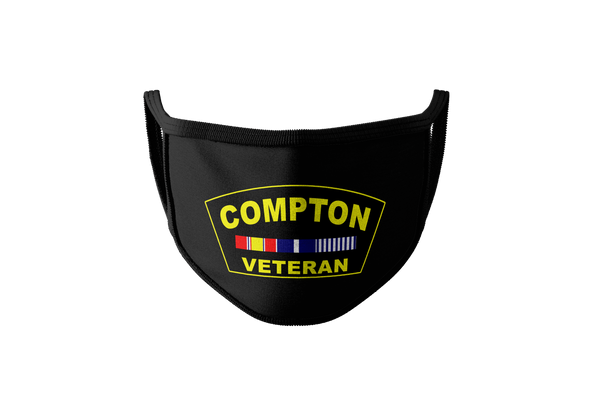 Compton Veteran Face Mask