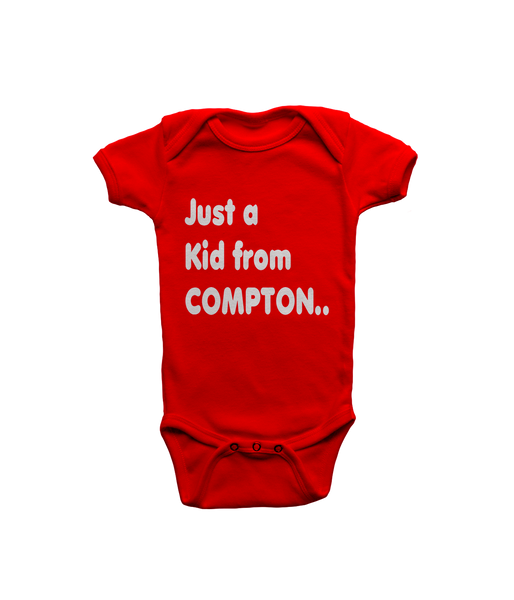 Just a Kid from Compton Onesie