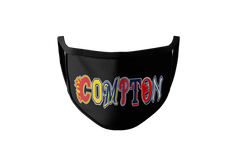 Compton Sports Team Face Mask