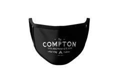 The Compton Activist Face Mask