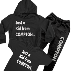 Just A Kid From Compton Jogger suit