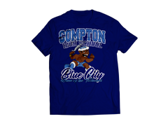 "Compton High Tarbabe ""Blue City"""