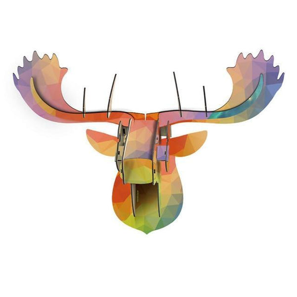 My Hero Buy 2 Harlequin 3D Moose Head Ned