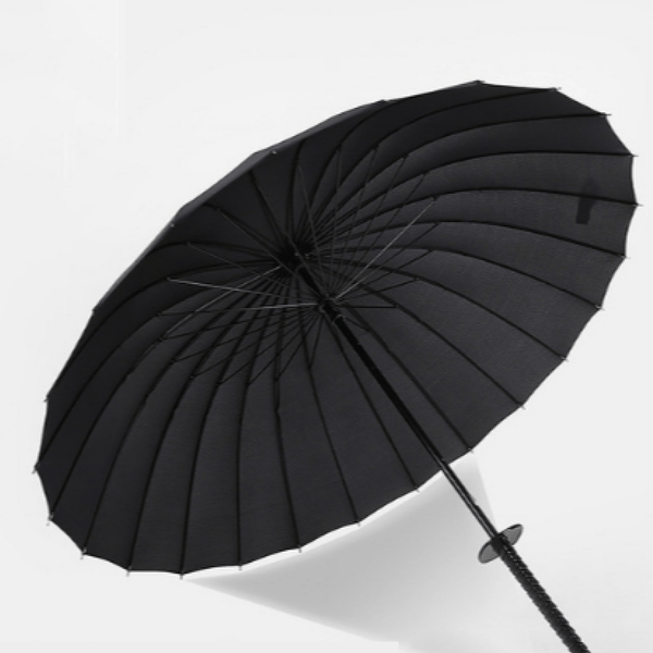 My Hero Buy 24 Ribs Samurai Hero Umbrella